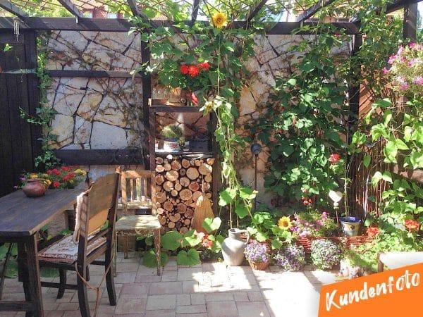 Kundenfoto von myfence Vinostone
