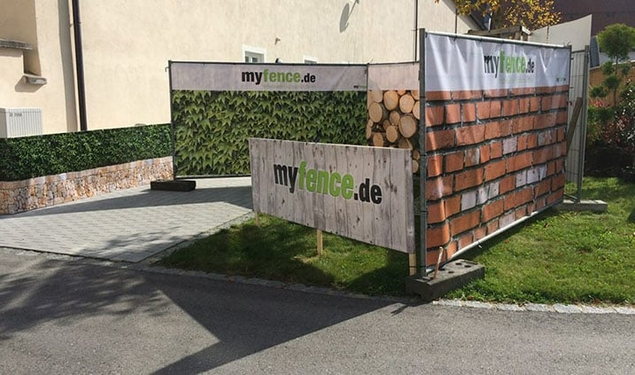 Messestand Gartenmesse Kloster Au am Inn