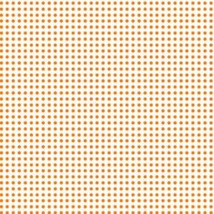 Sichtschutz Punktmarie orange myfence