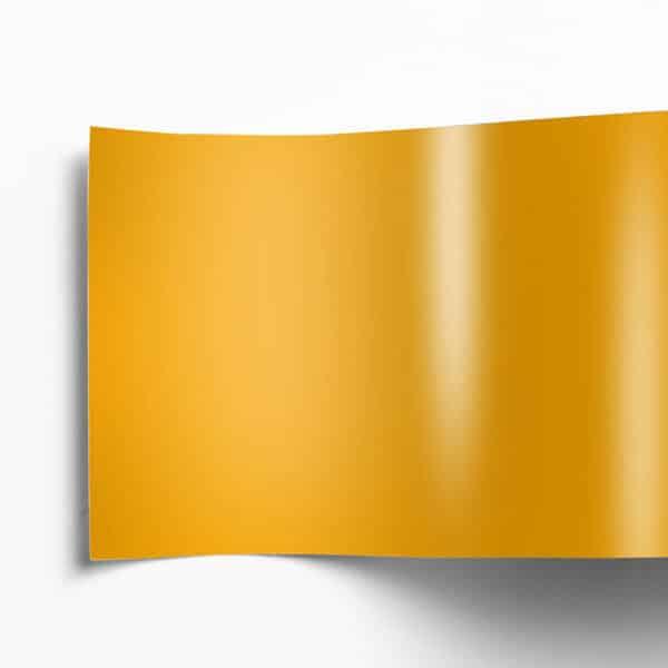 Sonnengelb--Sichtschutzstreifen-myfence
