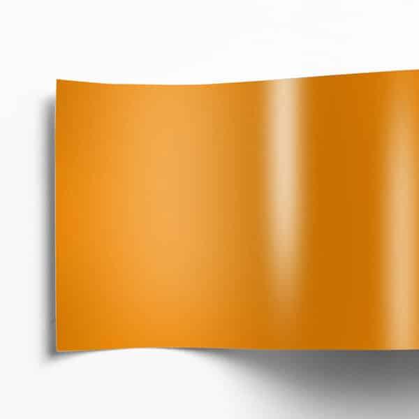 Tieforange--Sichtschutzstreifen-myfence
