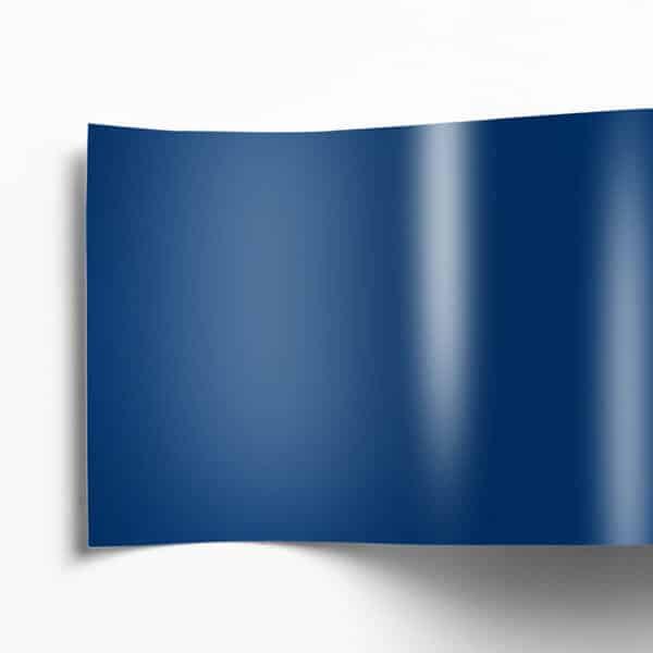 Ultramarinblau--Sichtschutzstreifen-myfence