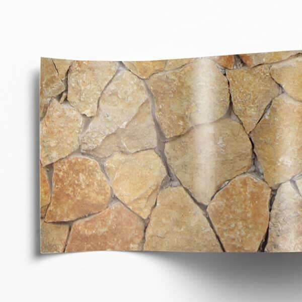 Villa-Rustica-steinig--Sichtschutzstreifen-myfence
